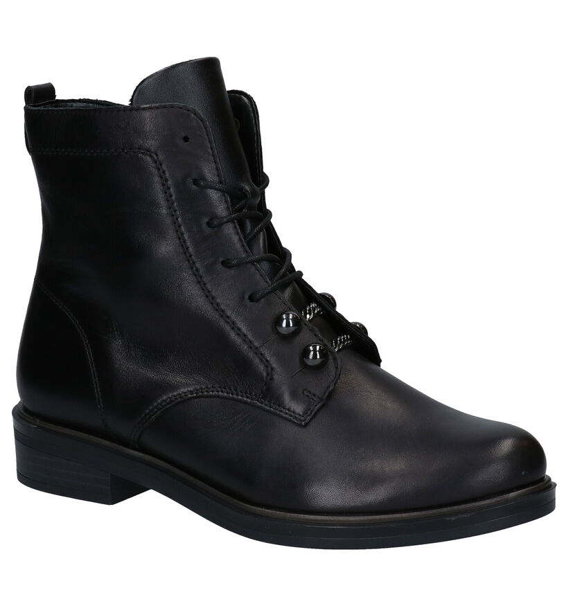 Remonte Zwarte Boots in leer (282741)