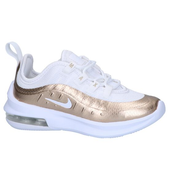 Witte Sneakers Nike Air Max Axis
