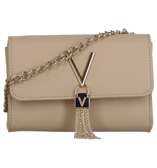 Valentino Handbags Divina Beige Crossbodytas