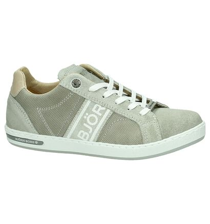 Taupe Veterschoenen Bjorn Borg, Taupe, pdp