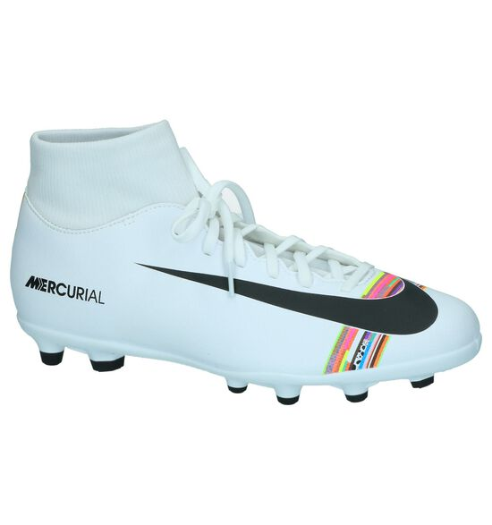 Witte Voetbalschoenen Nike CR7 Superfly