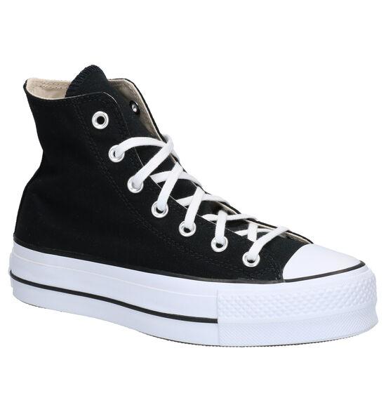 Converse All Star Lift Zwarte Sneakers