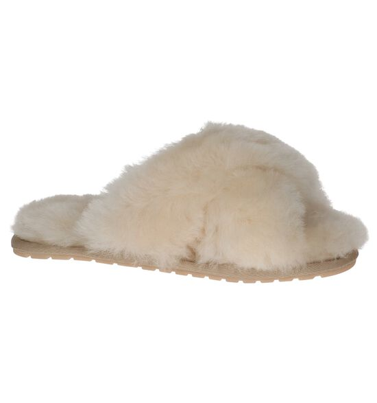 Ecru Pantoffels EMU Mayberry
