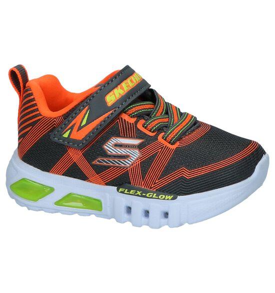 Oranje Sneakers Skechers Flex Glow