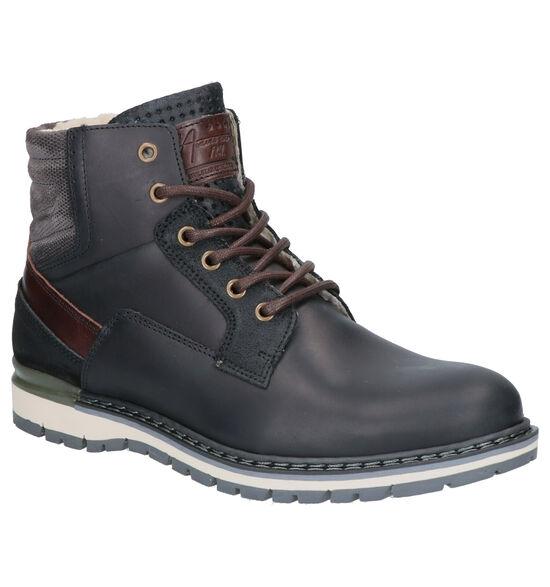 Bullboxer Zwarte Boots