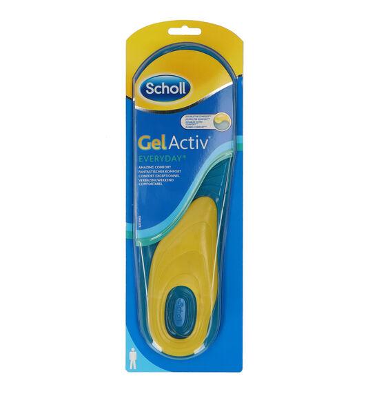 Scholl GelActiv Everyday Zolen voor Heren