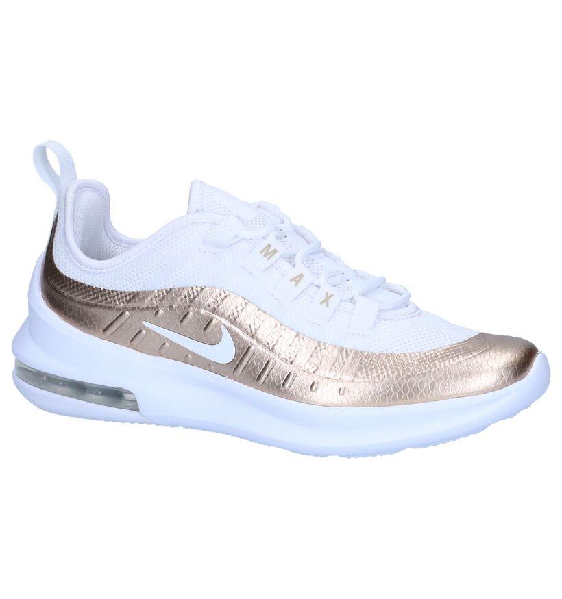 Witte Sneakers Nike Air Max Axis in kunstleer (249999)