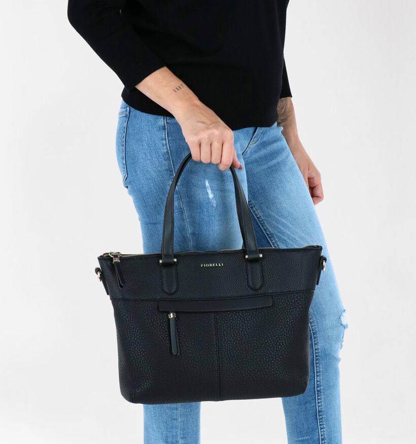 Fiorelli Zwarte Handtassen in kunstleer (279540)