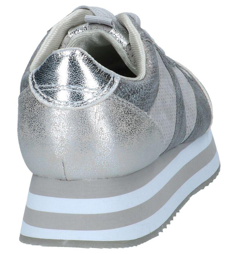Youh! by Torfs Bruine Sneakers in kunstleer (259341)