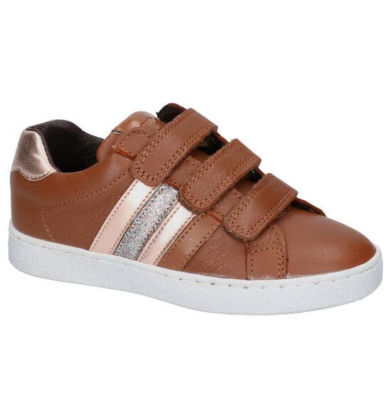 Little David Viva Cognac Sneakers