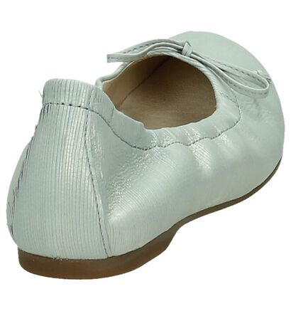 Witte Gabor Best Fitting Ballerina, Grijs, pdp