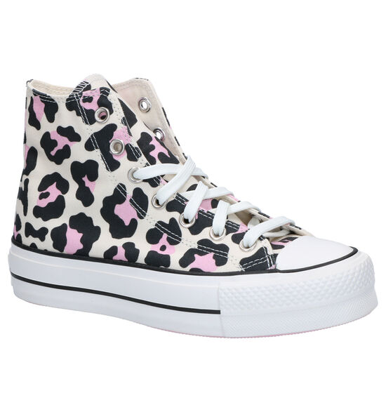 Converse Chuck Taylor All Star Lift Sneakers Roze