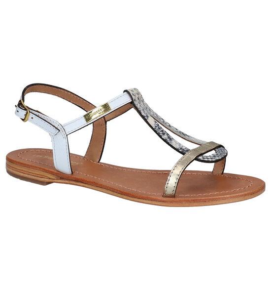 Les Tropeziennes Hamat Witte Sandalen