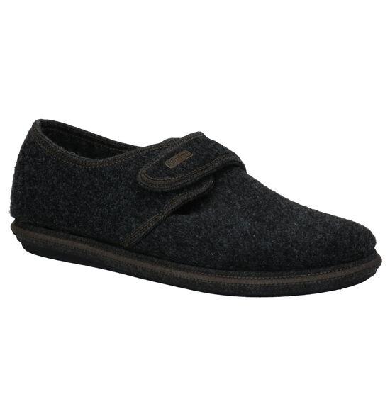 Comfort Plus Grijze Pantoffels