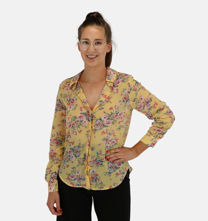 Lofty Manner Amber Geel Hemd