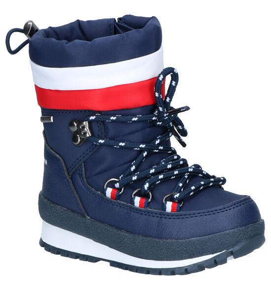 Tommy Hilfiger Blauwe Snowboots