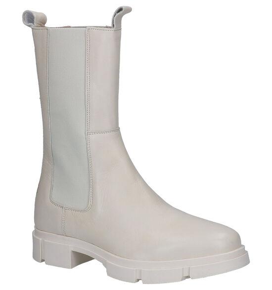 Tango Romy Ecru Chelsea Boots