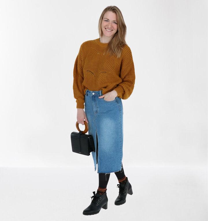 Jeans Skirt Vibes