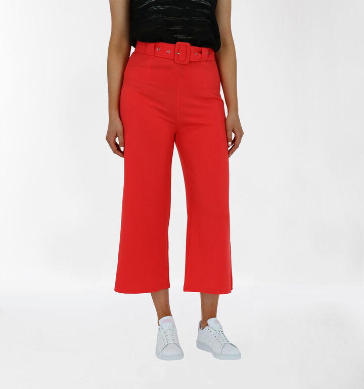 Lofty Manner Rode Pantalon
