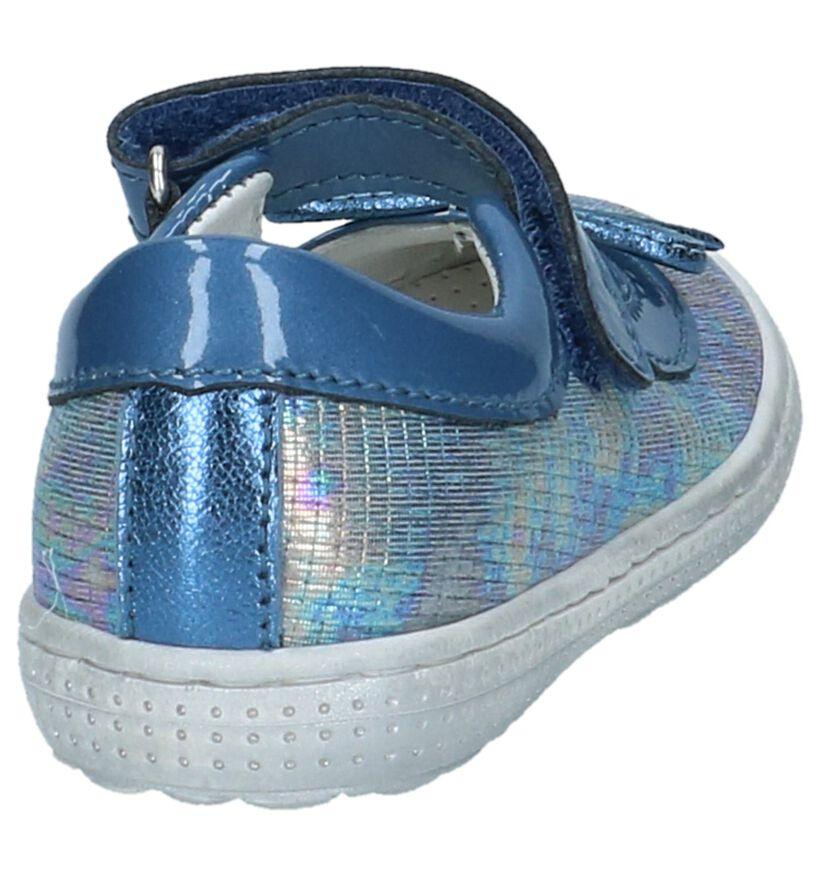 Babyschoentjes Beberlis Blauw in lakleer (215976)