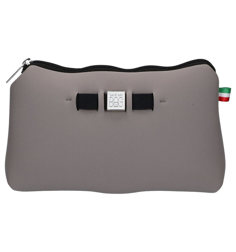 Save My Bag Travel Pouch Zwart Make-up Tasje in stof (245819)