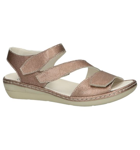 Rose Gold Sandalen Brako Anatomics