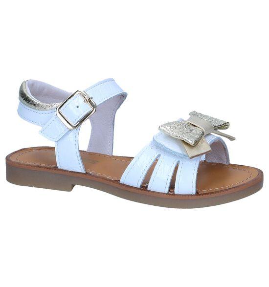 Witte Sandalen STONES and BONES Miral