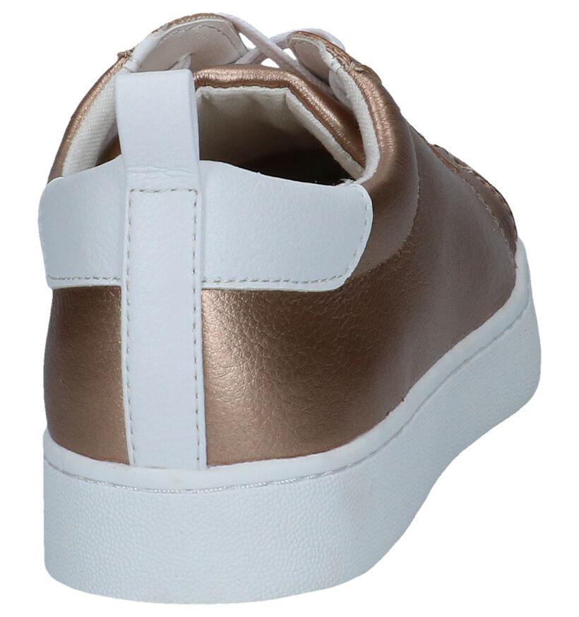Geklede Sneakers Rose Gold Youh! by Torfs in kunstleer (239192)