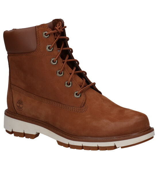 Timberland Lucia Way 6IN Cognac Boots
