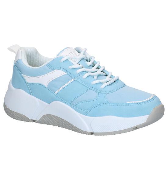 Dazzle Blauwe Sneakers