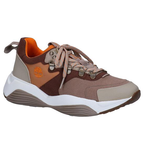 Timberland Emerald Bay Beige Sneakers