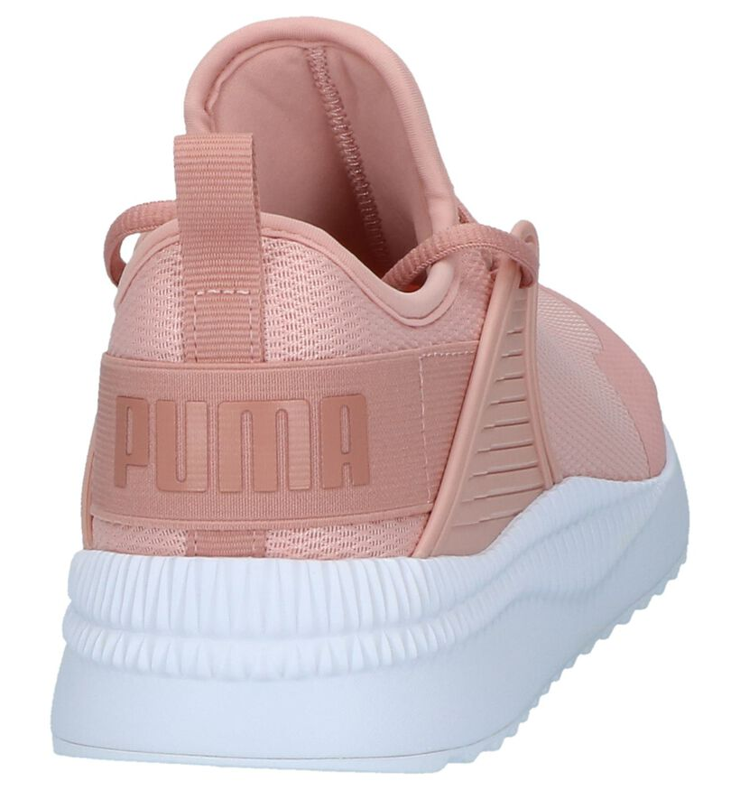 Lage Sportieve Sneakers Puma Pacer Next Cage Roze in stof (209963)