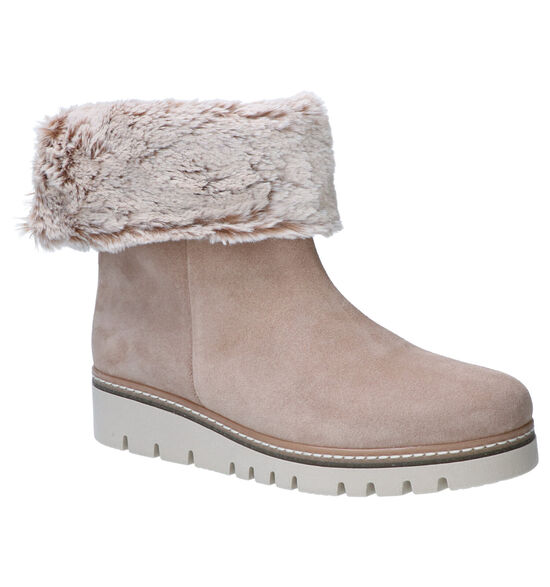 Gabor Best Fitting Beige Boots