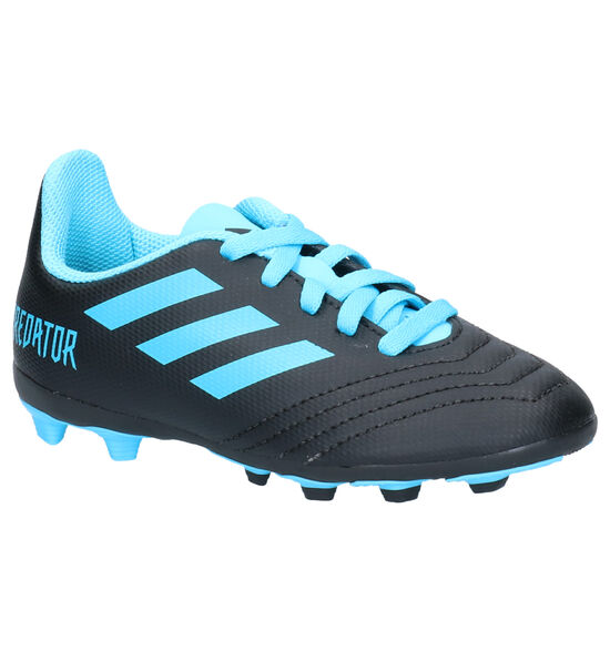 adidas Predator Zwarte Voetbalschoenen