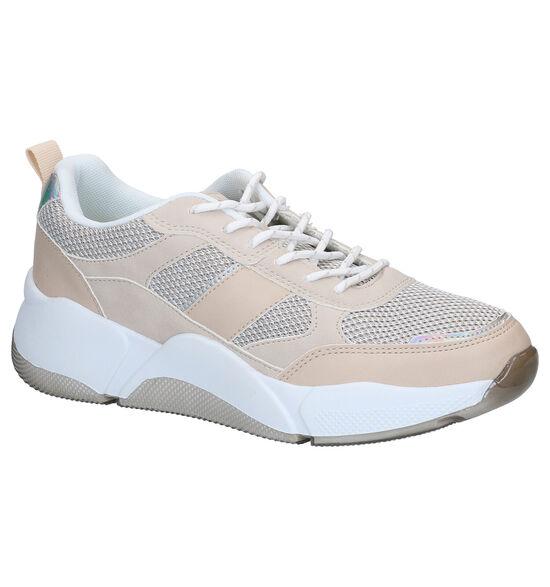 Dazzle Beige Sneakers