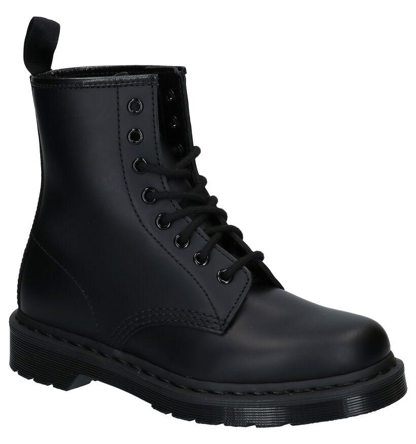 Dr. Martens 1460 Zwarte Boots in leer (252860)