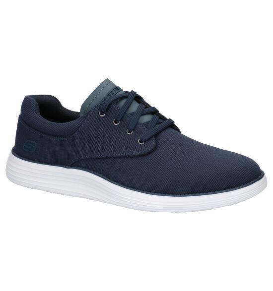 Skechers Blauwe Sneakers