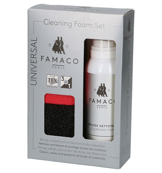 Cleaning Foaming Set Famaco