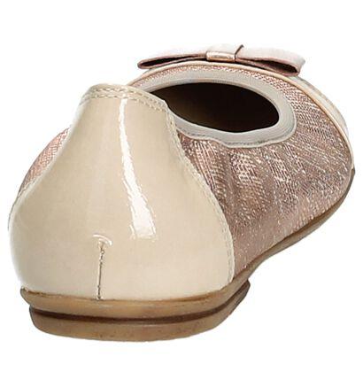 Beige Ballerina Stones and Bones Balina, Roze, pdp