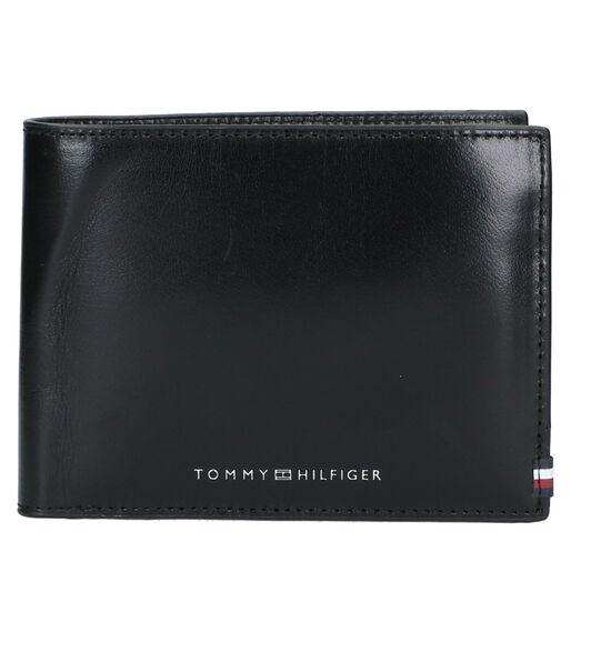 Tommy Hilfiger Zwarte Portefeuille