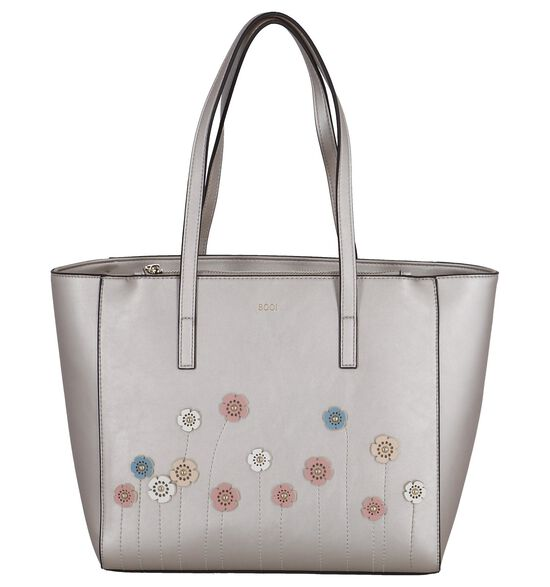 Zilveren Shopper BOO! Honeybee