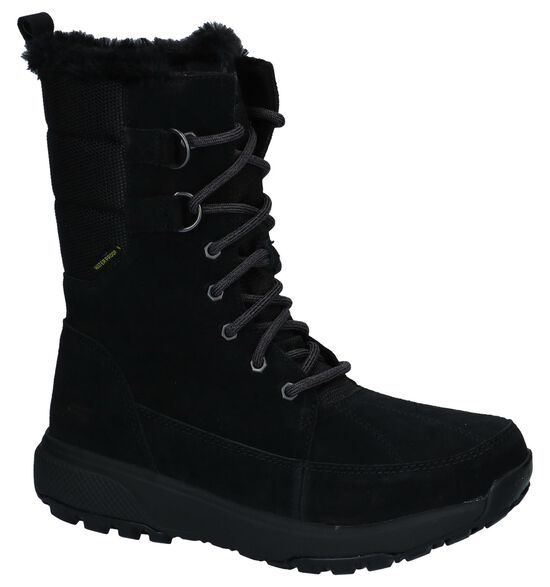 Zwarte Snowboots Skechers On the GO
