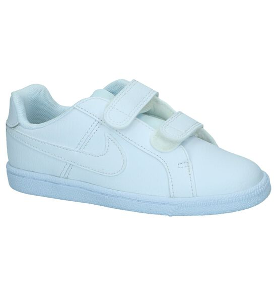 Witte Sneakers Nike Court Royale PS
