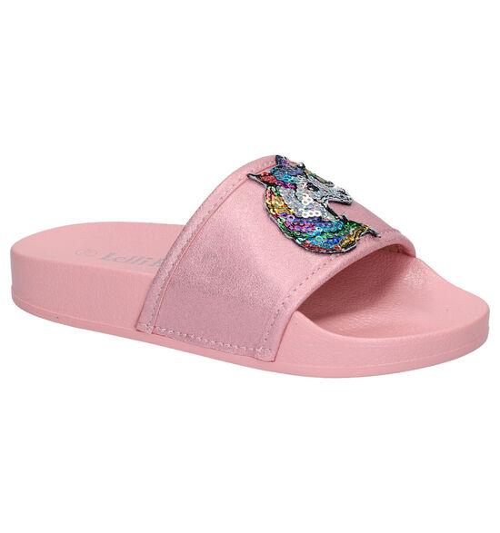 Lelli Kelly Roze Slippers