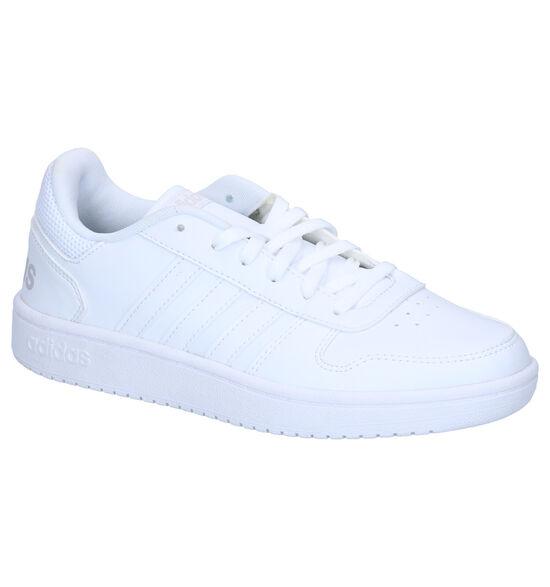 adidas Hoops 2.0 Sneakers Wit