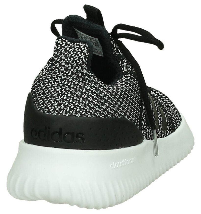 Roze Sneakers adidas Cloudfoam Ultimate in stof (208783)