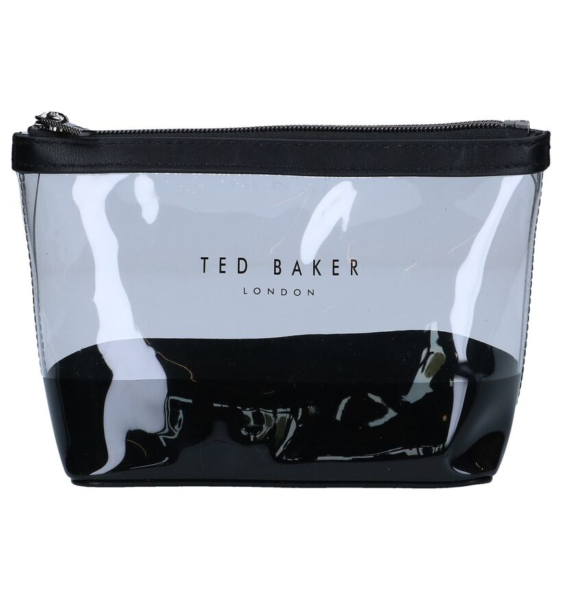 Zwart Make-up Tasje Ted Baker Glaswin in kunstleer (251690)