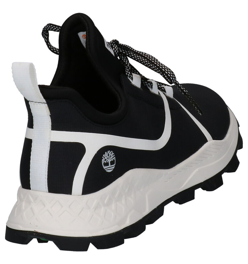 Timberland Brooklyn Sneakers Zwart in stof (251799)