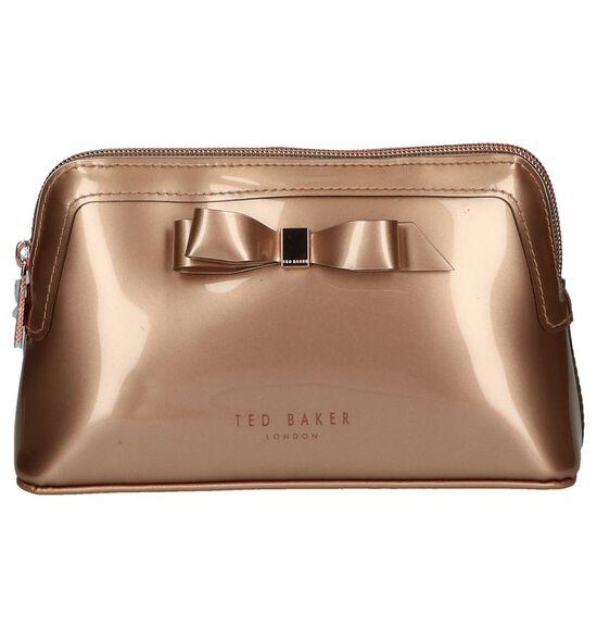 Rose Gold Make-up Tasje Ted Baker Cahira