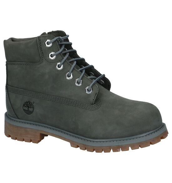 Timberland 6 Inch Premium Waterproof Grijze Boots